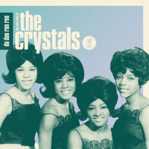 The Crystals record cover
