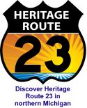 Discover  Heritage Route 23 in northern Michigan