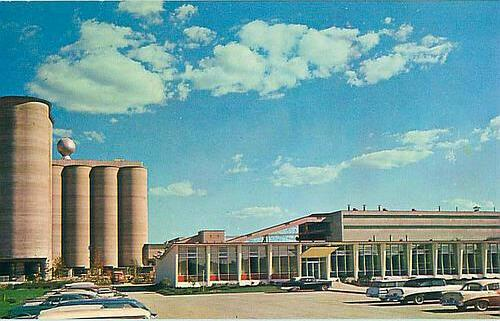 Dundee Cement plant, Dundee, Michigan
