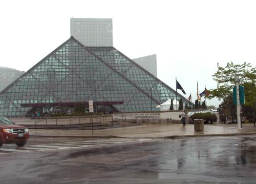 Rock-N-Roll Hall of Fame, Cleveland, Ohio