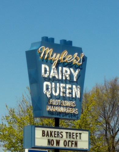 Myles Dairy Queen, Bowling Green, Ohio