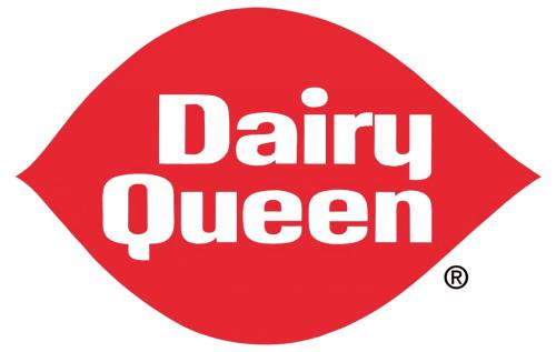 Dairy Queen logo in use during 1962
