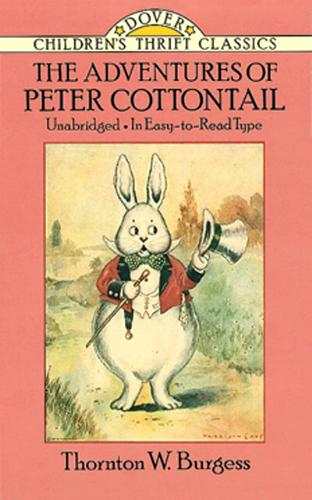 cover of The Adventures of Peter Cottontail