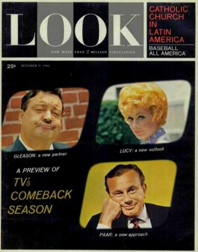 October, 1962 issue of LOOK Magazine