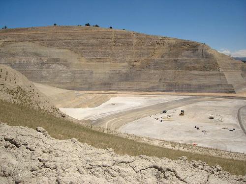 American Gypsum's mine, Gypsum, Colorado