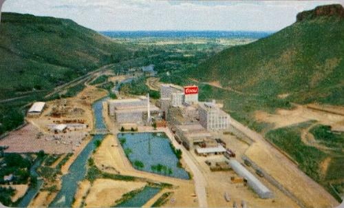 Coors Brewery, Golden, Colorado