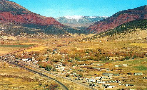 US-6 and US-24, Eagle, Colorado