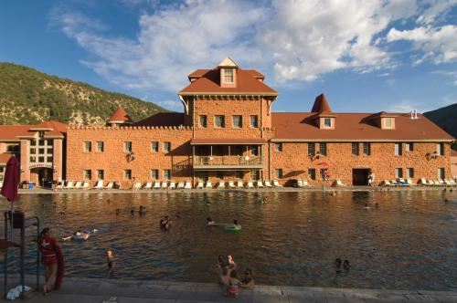 Glenwood Hot Springs Lodge Pool, Glenwood, Colorado