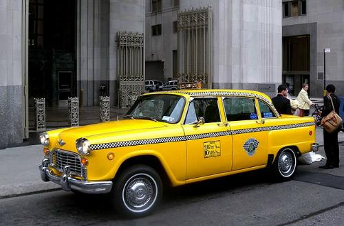 Checker Cab, New York, New York