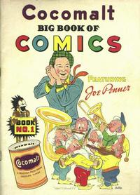 1938 Cocomalt Comic Book cover