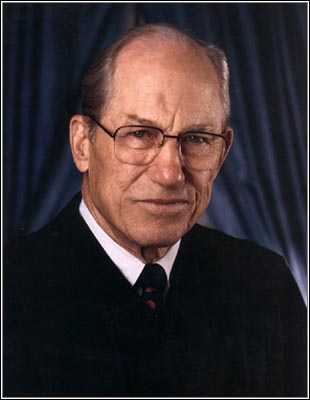 Supreme Court Justice Byron White