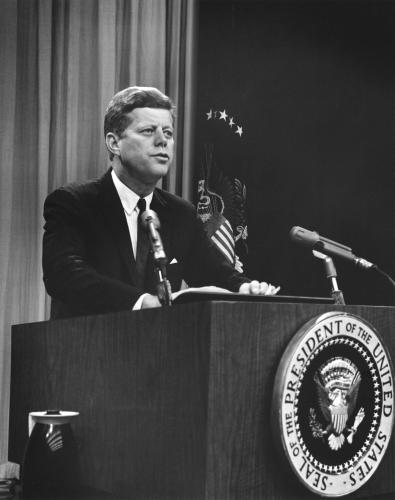 President John F. Kennedy press conference, August 29, 1962