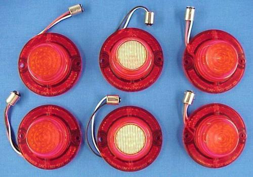 LED replacement tail lights for 1962 Chevrolet Nova