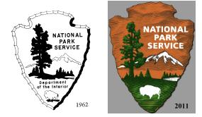 National Park Service trademarks, 1962 and 2011