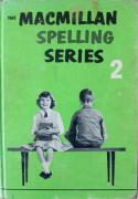 Early 1960s spelling book