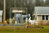 Dinosaur Garden, Ossineke, Michigan