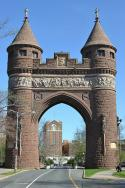 Soldiers And Sailors Memorial Arch, Hartford, Connecticut