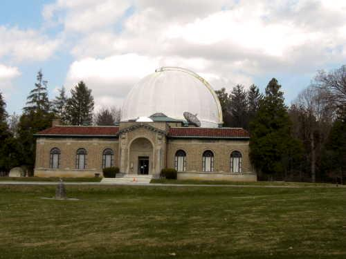 Perkins Observatory, Delaware, Ohio