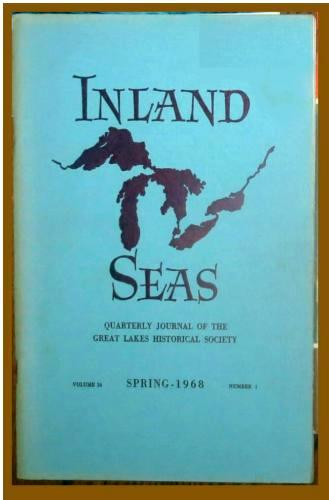 Inland Seas Magazine