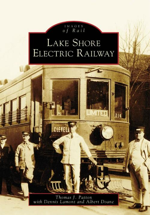 Cover of Lake Shore Electric Railway, by Thomas J. Patton