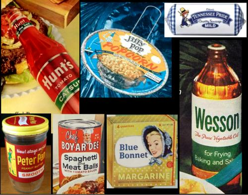 Variety of foods from ConAgra
