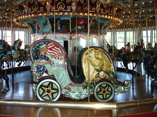 Fall River Carousel, Fall River, Massachusetts
