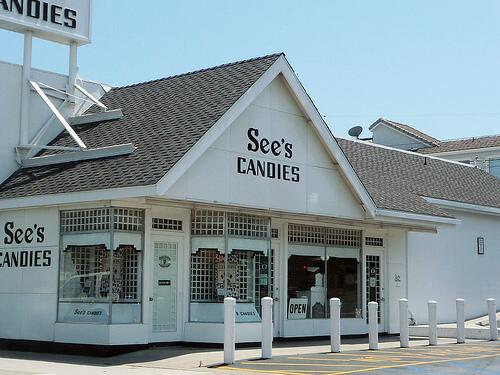 See's Candies, Newport Beach, California