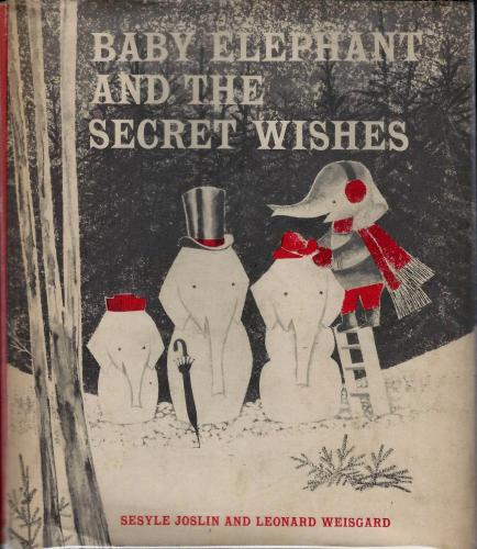 "Cover of ""Baby Elephant and the Secret Wishes"""