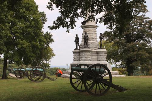 Bragg Reservation, Missionary Ridge, Chickamauga and Chattanooga National Military Park, Tennessee