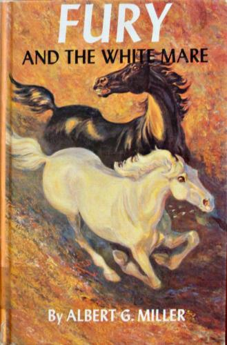 "Cover of ""Fury and the White Mare"""
