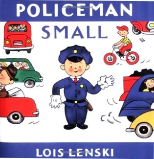 "Cover of ""Policeman Small"