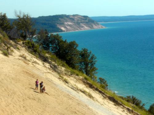 Sleeping Bear Dunes, Empire, Michigan
