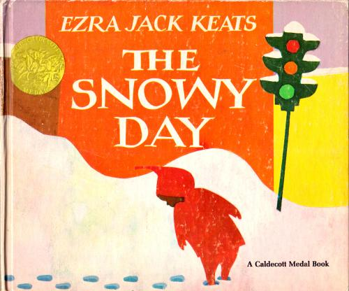 "Cover of ""The Snowy Day"