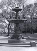 Bayliss Park Fountain, Council Bluffs, Iowa