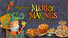 Betty Crocker Merry Makings cookbook