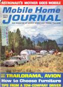 Mobile Home Journal, April, 1962