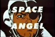 Title screen from Space Angel