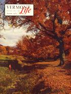 cover of Vermont Life, autumn 1962 issue